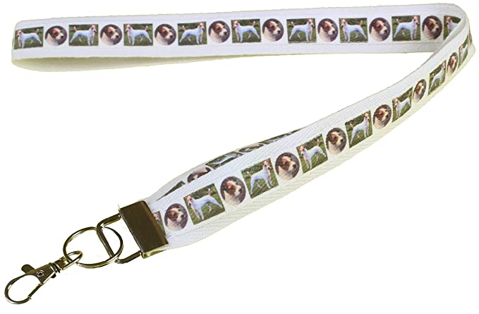 Boston Terrier Breed of Dog Lanyard Key Card Holder Perfect Gift