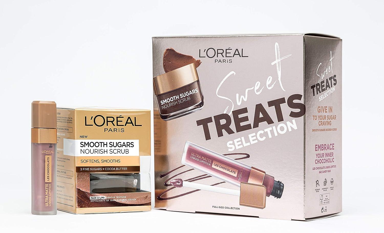 LOreal Paris Sweet Treats Set de regalo: Amazon.es: Belleza