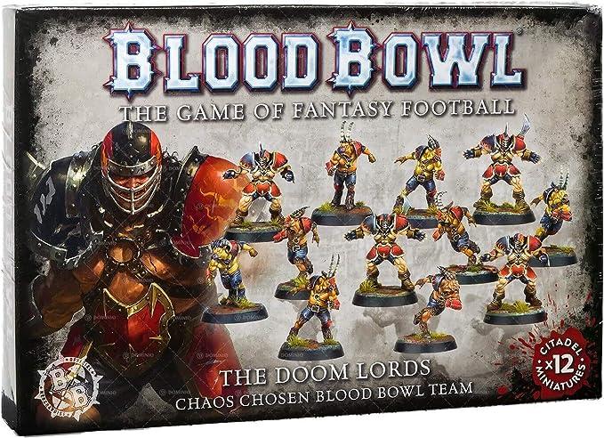 Games Workshop BLOOD BOWL - THE DOOM LORDS: Amazon.es: Juguetes y ...