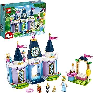 amazon castello lego cenerentola