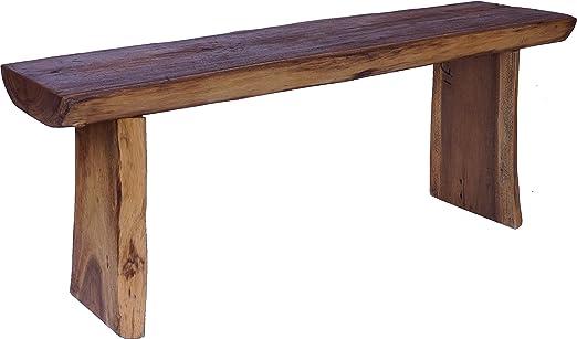 Guru-Shop Mesa Sólida, Tronco de árbol Aparador, Maderasuar ...