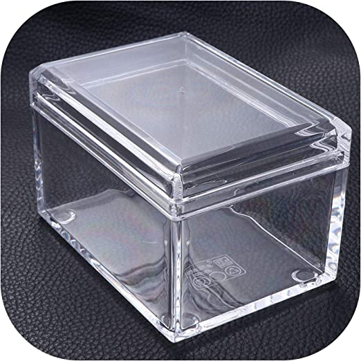 Caja de almacenamiento de acrílico transparente para bolsa de té ...