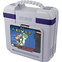 PDP SNES Classic Deluxe–Funda de transporte para la consola Super Nintendo Classic - Standard Edition