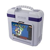 PDP SNES Classic Deluxe–Funda de transporte para la consola Super Nintendo Classic