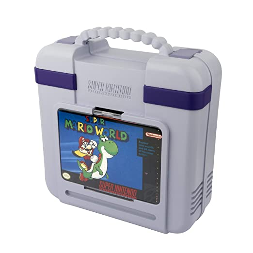 Amazon.com: PDP SNES Classic Deluxe Carrying Case for the ...