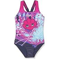 Speedo Tidal Idol - Bañador para niña, 1Pieza