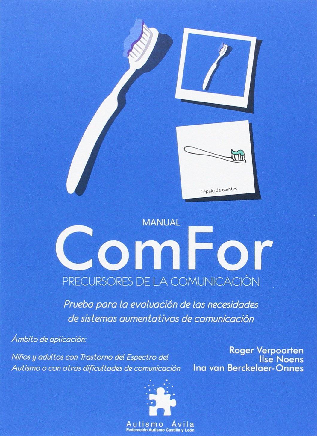 Manual Comfor. Precursores de la comunicacion: Amazon.es: Roge Verpoorten: Libros