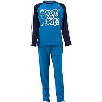Pyjama OM - Colección oficial del Olympique de Marsella. - Para niños y adolescentes.