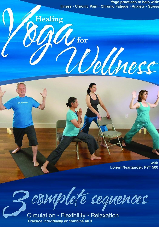Amazon.com: Healing Yoga for Wellness: Lorien Neargarder ...