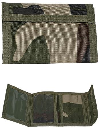 gut aus x Geschäft große Auswahl an Farben und Designs CN Outdoor Geldbeutel Geldbörse Klettverschluss Nylon ...