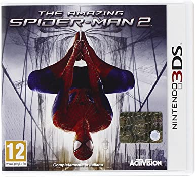Activision The Amazing Spider-Man 2, 3DS - Juego (3DS, Nintendo ...
