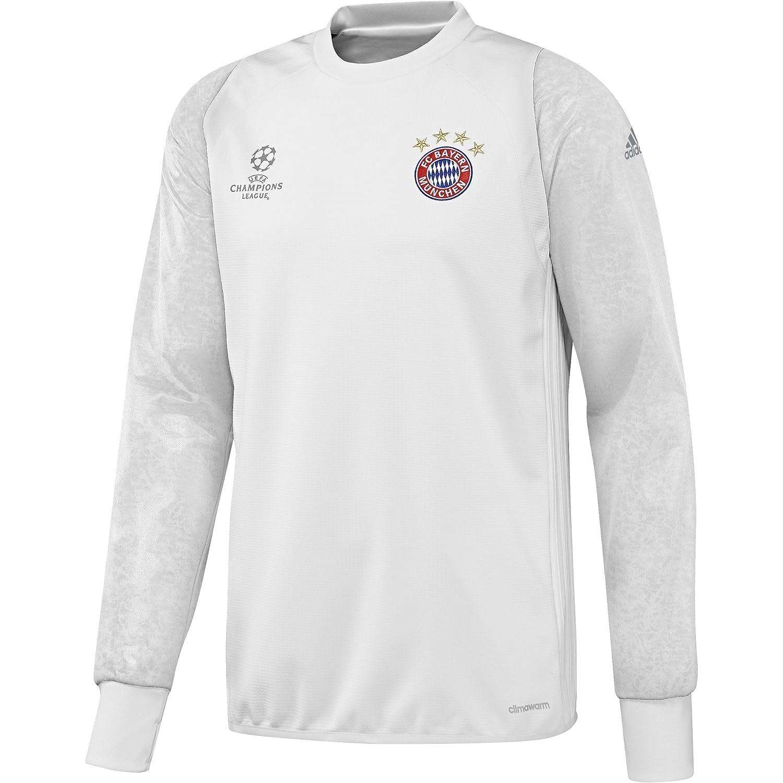 adidas FC Bayern Munchen UCL TRG Top Sudadera, Hombre: Amazon.es ...