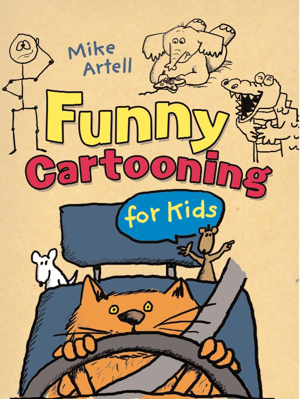 Funny Cartooning for Kids