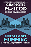 Murder Goes Mumming (The Madoc and Janet Rhys Mysteries Book 2)