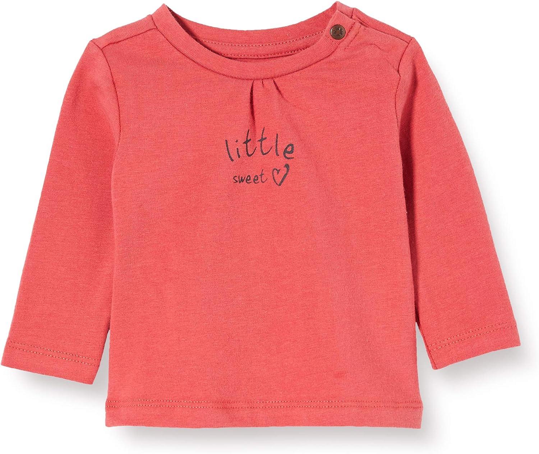 Noppies Baby-M/ädchen G Regular T-Shirt Ls Cabot Langarmshirt