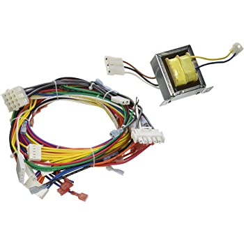 Amazon.com : Pentair 42001-0104S Heater Wiring Harness Replacement ...