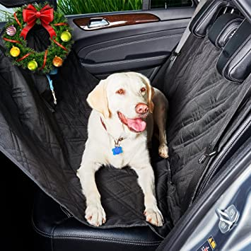 Pet Car Seat Cover Hammock For Cars Trucks And SUVs