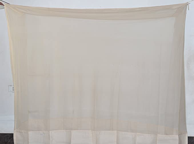 Fashion Centre Polyster Mosquito net 5*7ft, Skin