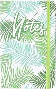 Caderno De Anotacoes 14X9 96Fl Un Folhagem