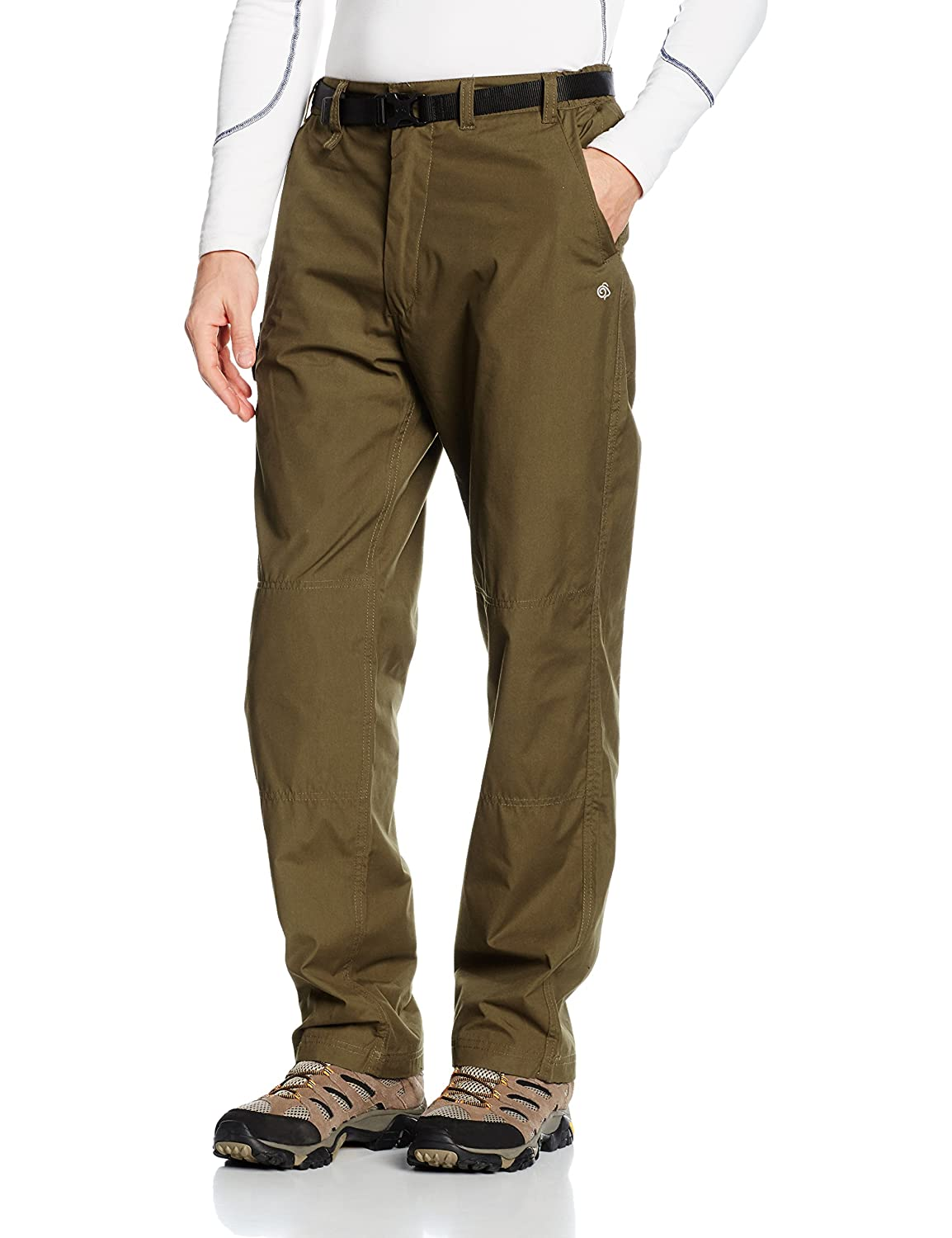 Craghoppers Men's Classic Kiwi Trousers CMJ100L