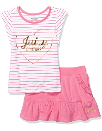 1f594904b Juicy Couture Girls' 2 Pieces Scooter Set