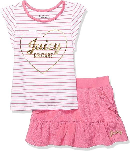 Amazon.com: Juicy Couture - Juego de 2 patinetes para niña ...