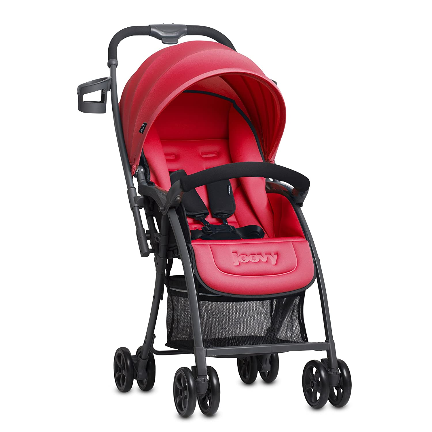 Joovy Balloon Stroller, Red 8091