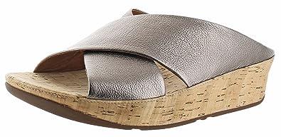 6491d4deb57ace FitFlop Women s KYS Leather Dress Sandal