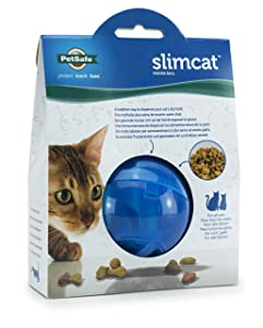 PetSafe Slim Cat Interactive Toy and Food Dispenser