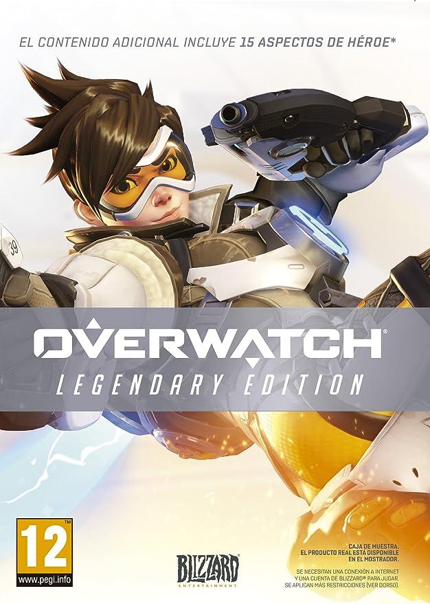 Overwatch Legendary (Código Digital): Amazon.es: Videojuegos