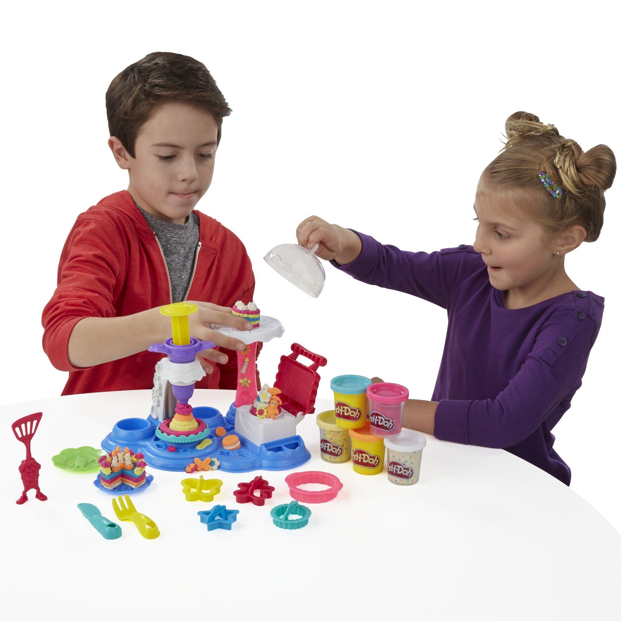 Play-Doh Tatlı Partisi