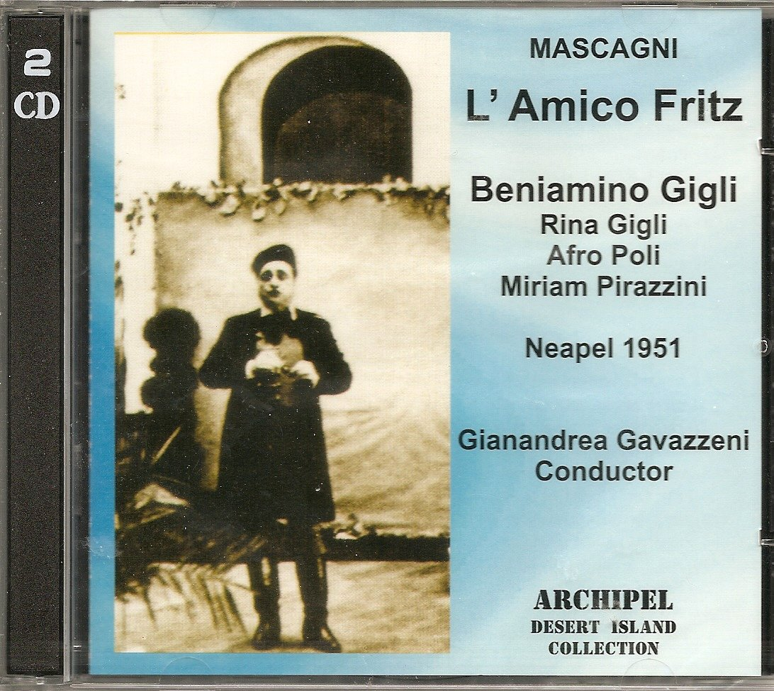 L'Amico Fritz excellence Large-scale sale