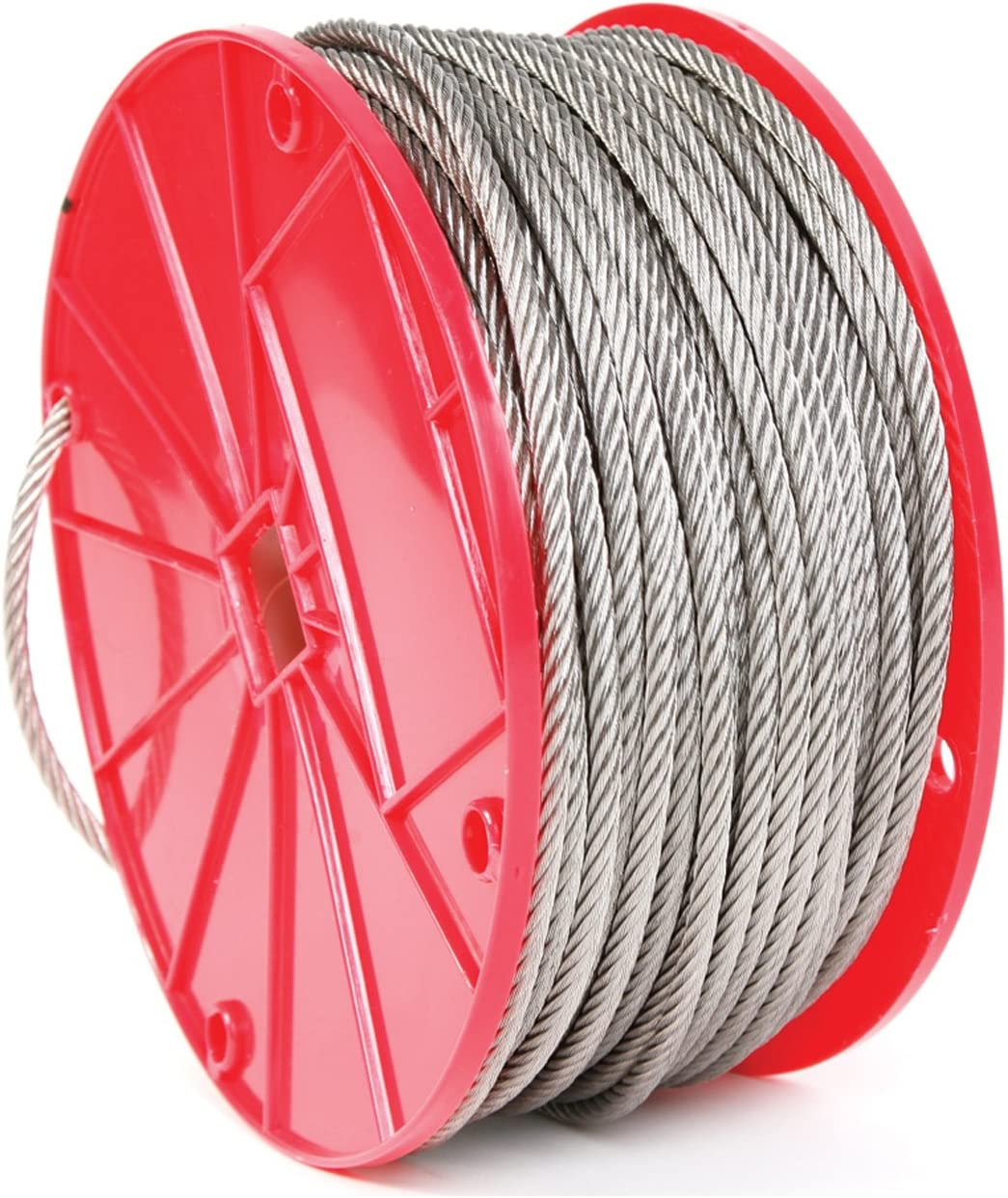 B000H5PWJM Koch Industries 016122 Koch 16122 Aircraft Cable, 1/8 in Dia X 250 Ft L, 350 Lb 813tzeQfYqL