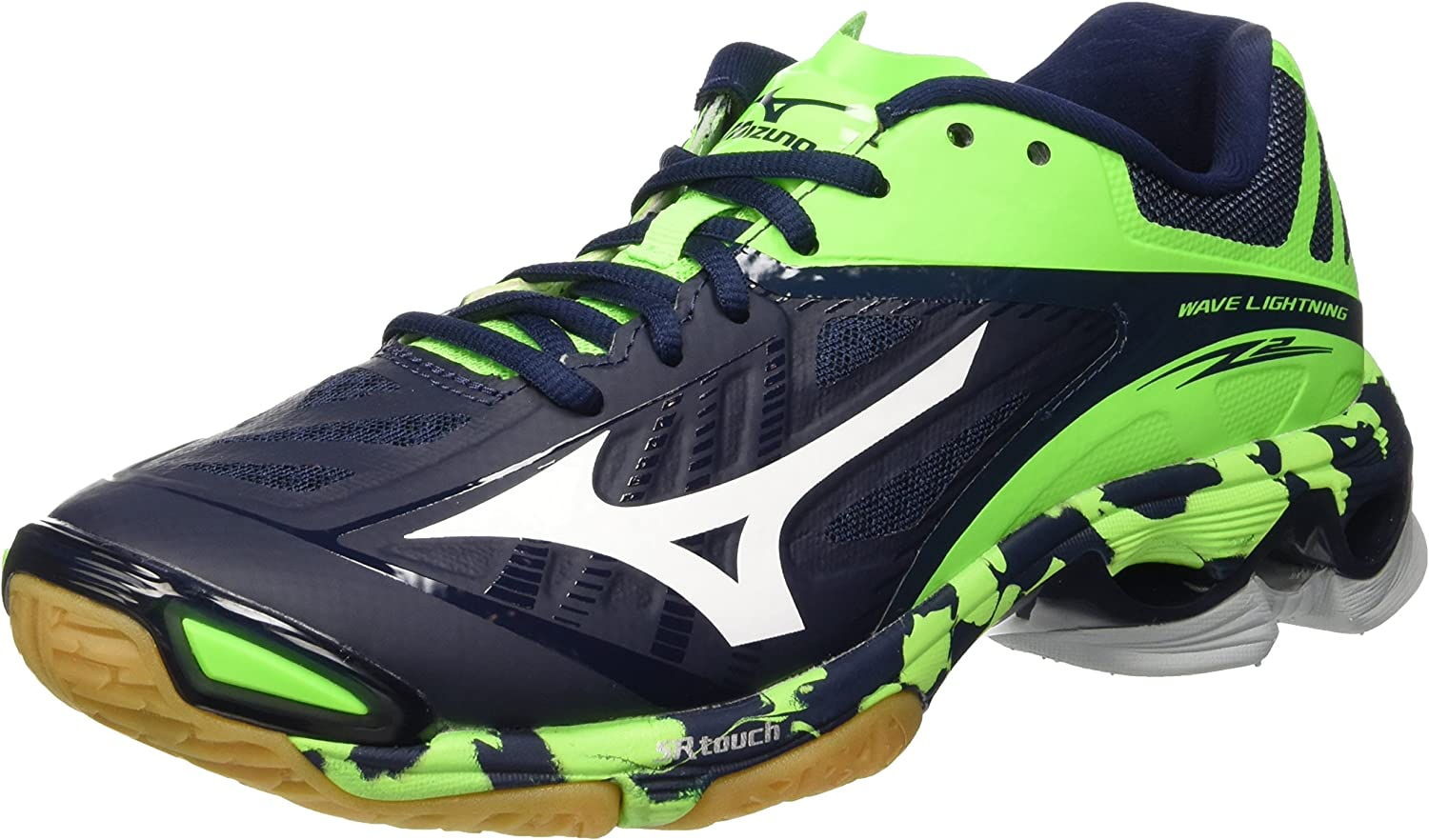 mizuno womens volleyball shoes size 8 x 3 foot works time