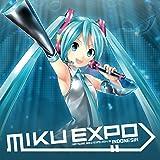 白い雪のプリンセスは -MIKU EXPO 2014 in INDONESIA Live- (feat. 初音ミク)