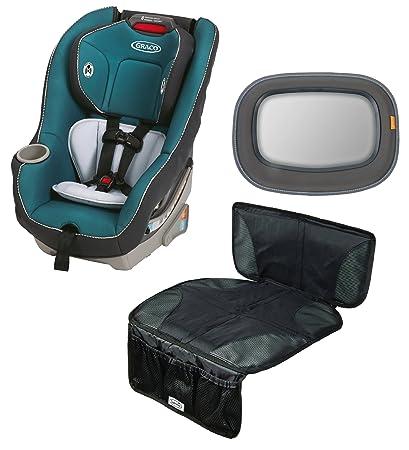 Amazon.com : Graco Contender 65 Convertible Car Seat with Auto Seat ...