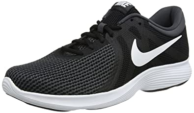Nike Men s s Revolution 4 EU Running Shoes  Amazon.co.uk  Shoes   Bags fcf229c5d