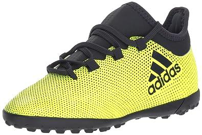 bc97fc47cfa adidas Boys  X Tango 17.3 TF J Soccer Shoe Legend Ink Solar Yellow