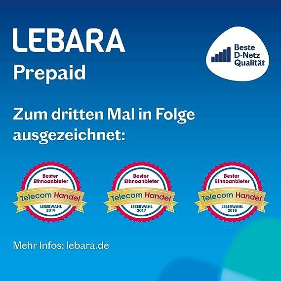 Lebara - Global payg sim Card Pack (2 Sims per Customer) by ...