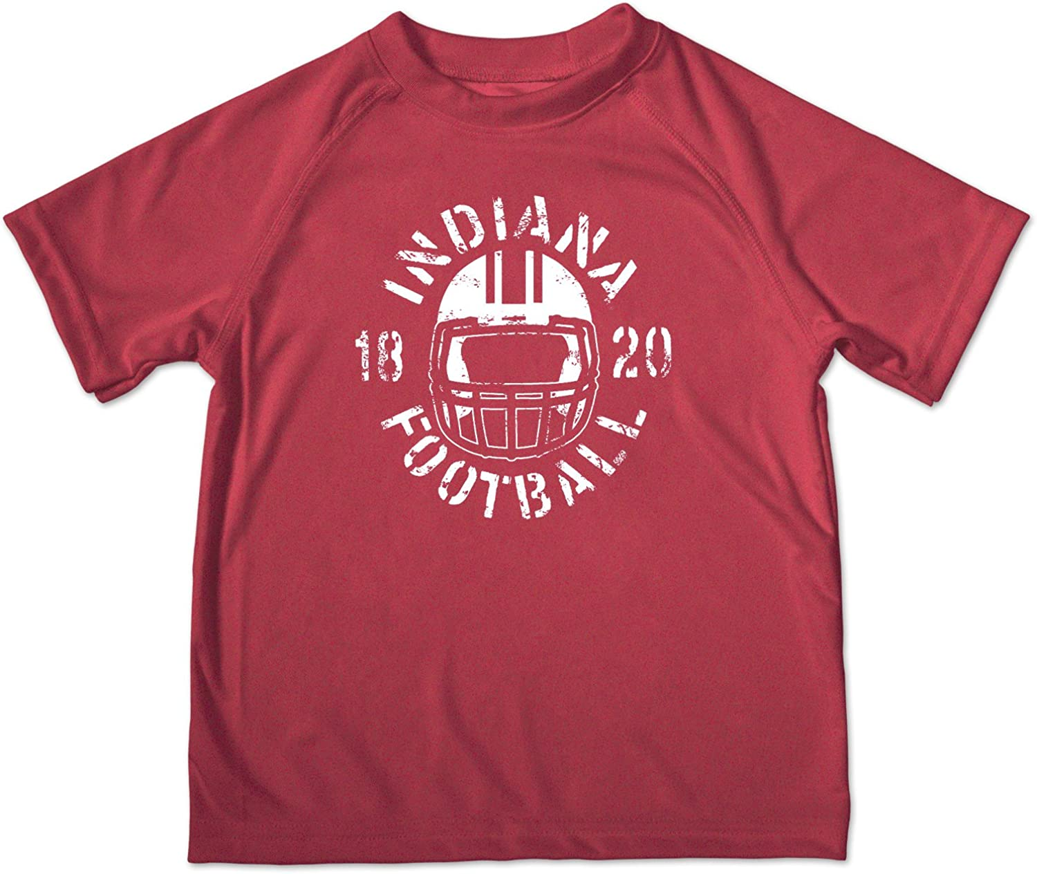 College Kids NCAA Youth Short Sleeve Breathable Impact Tee