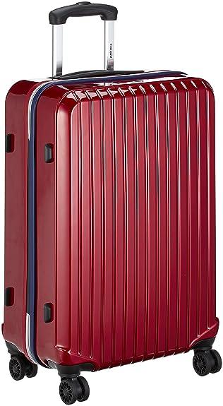 da2f5f2be4 Amazon | [ルコックスポルティフ] スーツケース レンヌIII レッド ...