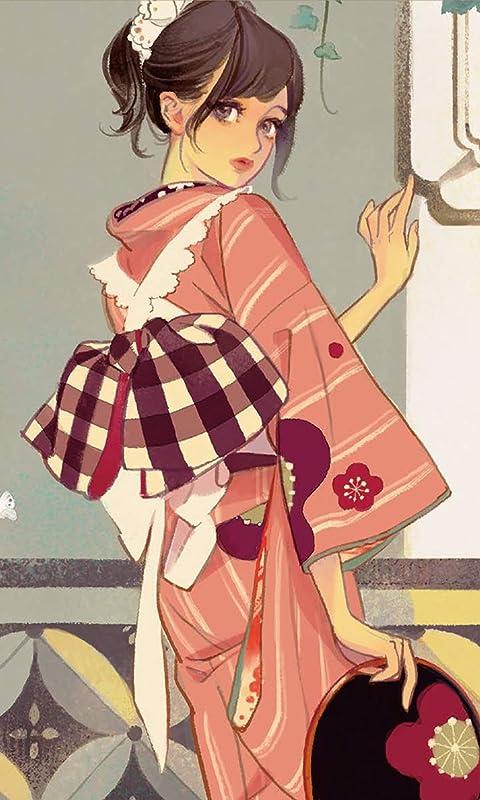 マツオヒロミ JAPONISME マツオヒロミ絵暦 二〇一九 FVGA(480×800)壁紙画像