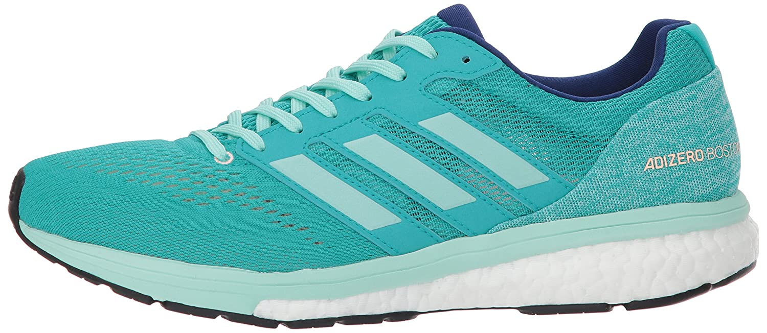 adidas Running Women's Adizero Boston 7 Running adidas Shoe B077XKLHKR 7 B(M) US|Hi-res Aqua/Clear Mint/Mystery Ink 8def91
