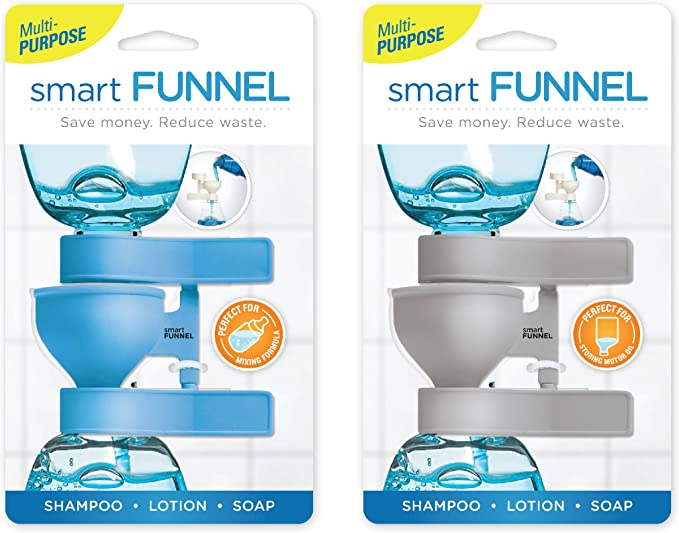 Pour It Store It Drip It Smart Funnel Multi Purpose Funnel