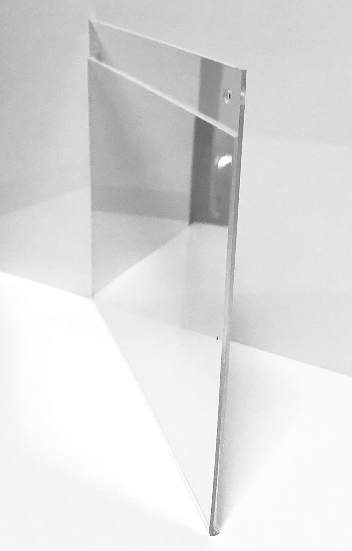 Porta poster/Portafoto/Porta retrato/Porta precios (APAISADO) Modelo