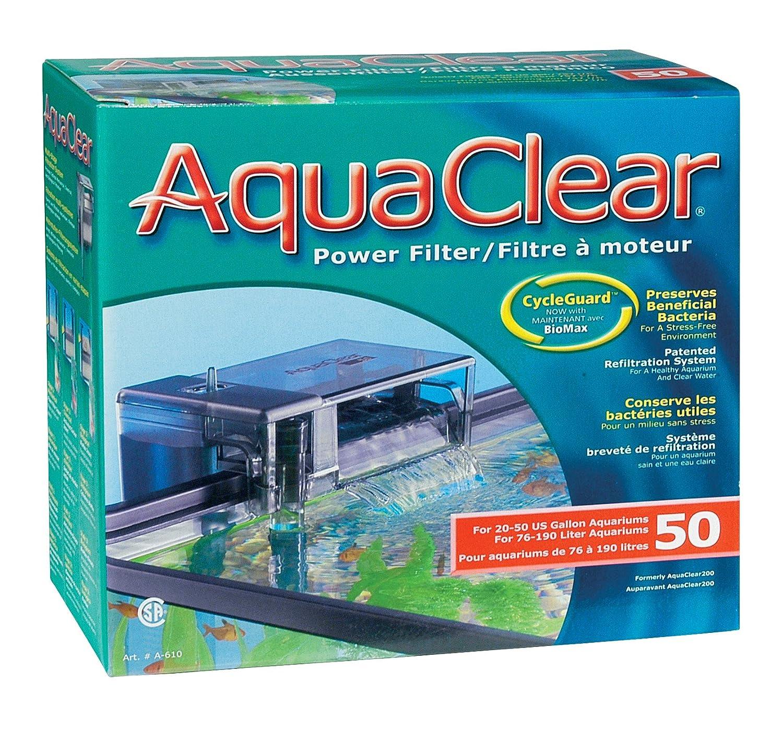 AquaClear Sistema de Filtración 50, 200: Amazon.es: Productos para mascotas