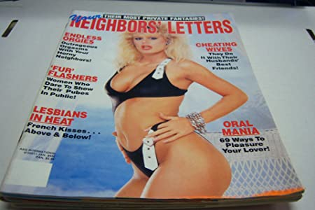 Your Neighbors Letters Busty Adult Magazine Endless Orgies Cheating Wives Fur