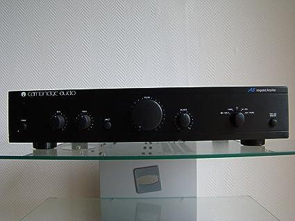Cambridge Audio A5 amplificador: Amazon.es: Electrónica