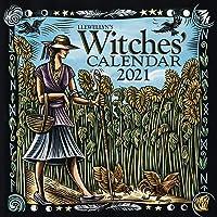2021 Llewellyn Witches' Calendar