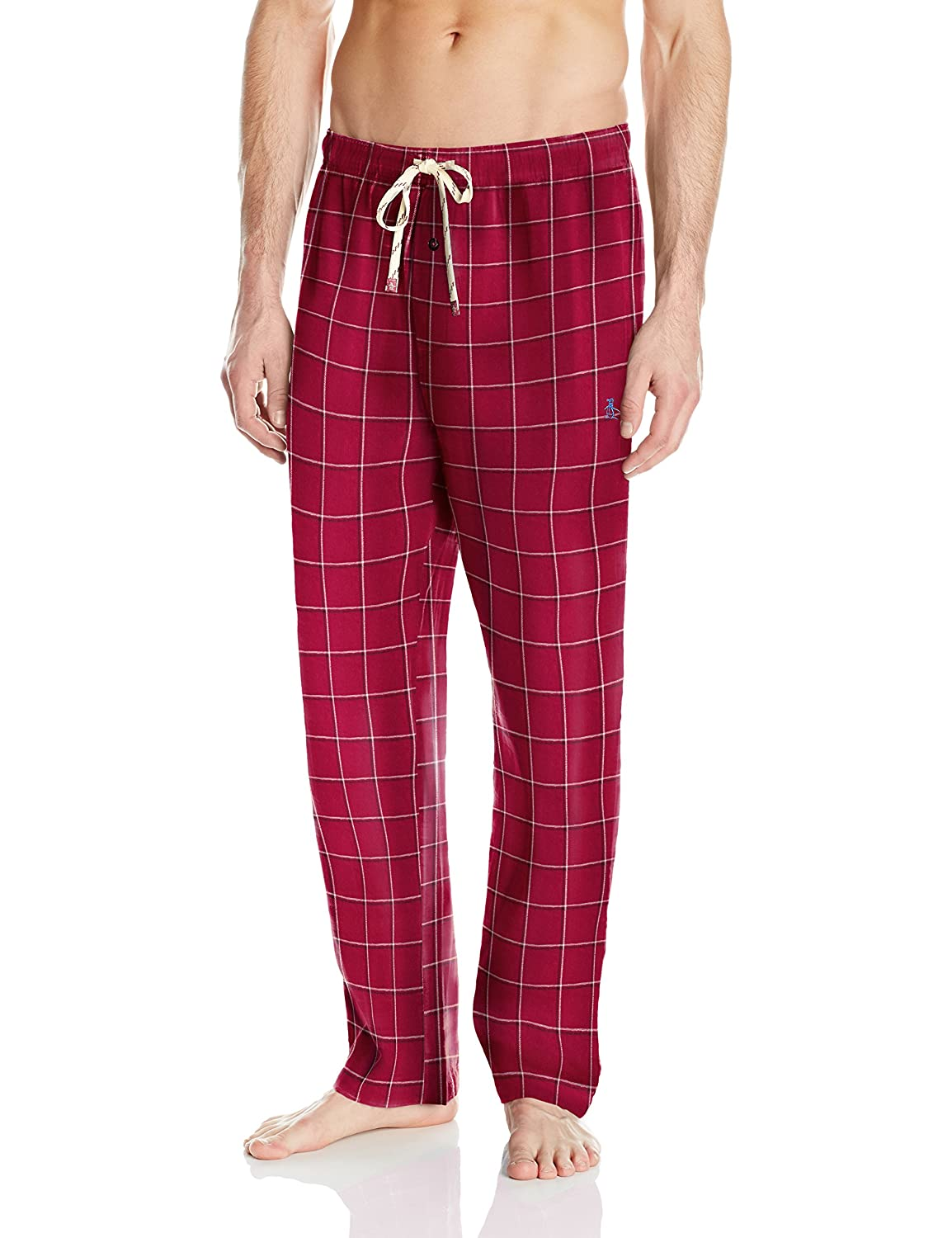 Original Penguin Men's Single Flannel Pant